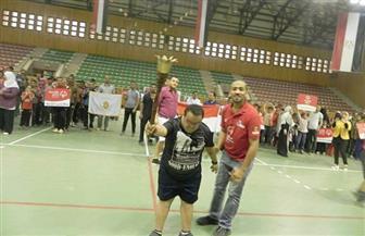 250 لاعبا من الأولمبياد الخاص المصري يشاركون بمنافسات محافظة أسيوط