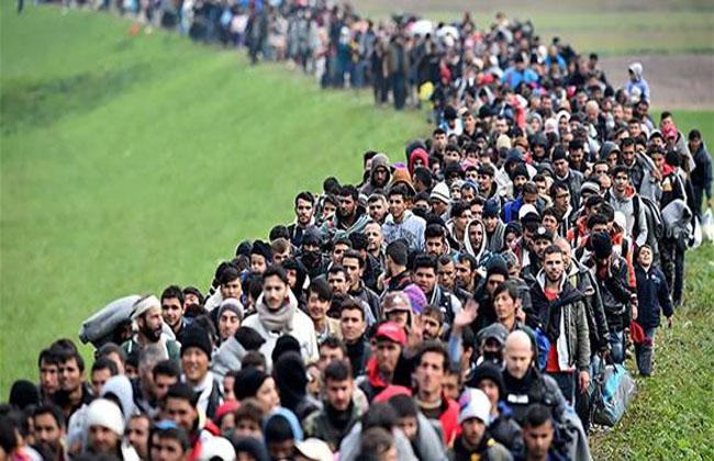 اتهام كولومبي في الولايات المتحدة بتهريب مهاجرين غير شرعيين -