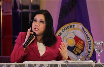 عزل رئيسة المحكمة العليا في الفلبين