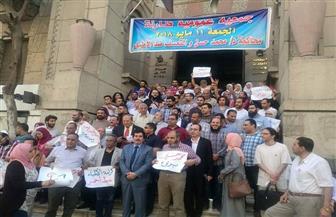 وقفة للأطباء للتضامن مع طبيب العاشر من رمضان ورفض تعديل لائحة كليات العلوم الصحية