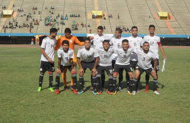 منتخب الشباب يتعادل مع السنغال سلبيا في تصفيات أمم إفريقيا   صور -