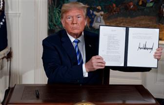 صحف سويسرا: قرار الرئيس الأمريكي بشأن الاتفاق النووي الإيراني أغرق الشرق الأوسط في المجهول