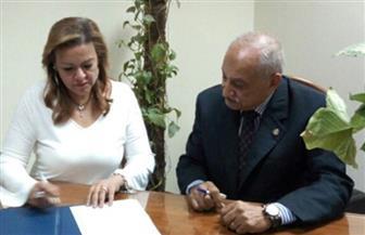بروتوكول تعاون بين معهد إعداد القادة ومركز التعليم الإلكتروني بجامعة عين شمس |صور