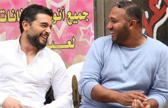 """رؤوف عبدالعزيز يستعين بأحدث التقنيات في تصوير """"فوق السحاب"""""""