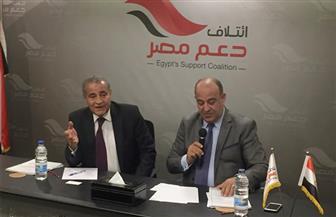 نانسي نصير: النادي السياسي لائتلاف دعم مصر فرصة لمناقشة ما يهم المواطنين
