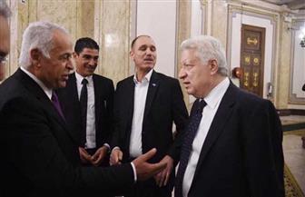 فرج عامر يتقدم بطلب لإحالة مرتضى منصور للجنة القيم في البرلمان