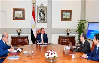 الرئيس السيسي يؤكد أهمية مواصلة جهود التحديث الشامل لقطاع الكهرباء