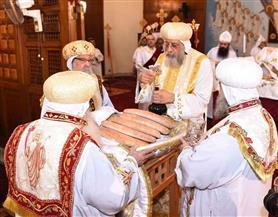 البابا تواضروس: مصر لا تتحطم مهما يمر بها من ظروف وأحداث | صور