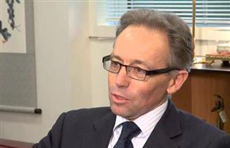 السفير الأسترالي يهنئ المفتي بحلول شهر رمضان