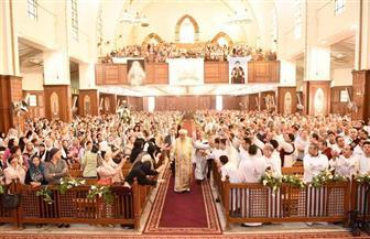 أسقف ملبورن: حبيب جرجس كان هو النور الذي أضاء أرجاء الكنيسة القبطية