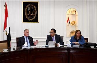 وزير الإسكان ومحافظ جنوب سيناء يتابعان موقف مشروعات الإسكان والمرافق وتطوير العشوائيات بالمحافظة
