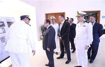 وزير الداخلية يتفقد منشآت المعهد القومي لتدريب القوات الخاصة | صور