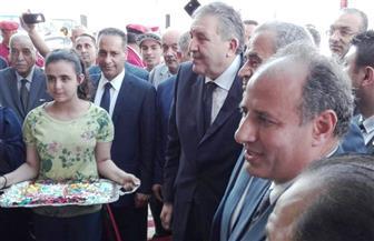 """افتتاح معرض """"أهلا رمضان"""" بالإسكندرية بمشاركة 40 مصنعا وشركة"""