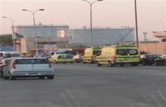 مساعد وزير الصحة: 22 سيارة إسعاف بالمطار لنقل رفات شهداء ليبيا إلى المنيا