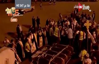 """""""المجمع المقدس"""" يوجه الشكر للأجهزة المعنية لجهودهم في عودة رفات شهداء ليبيا"""