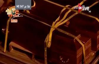 الكنيسة: البابا تواضروس يقيم الصلوات بالمطار على شهداء ليبيا.. وصلاة الجنازة صباح الثلاثاء| فيديو