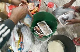 إعدام 62 كيلو أغذية و26 لتر سوائل غير صالحة للاستهلاك بجنوب سيناء| صور