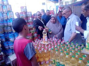 """محافظ الشرقية: إقبال كثيف على معارض """"أهلا رمضان"""""""