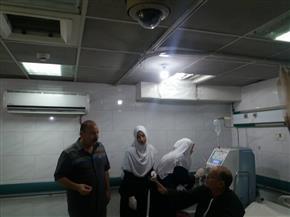 تحويل 65 من العاملين بالصحة والتعليم في كفرالزيات إلى التحقيق | صور