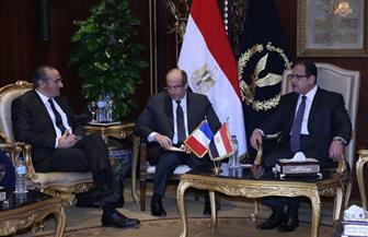 وزير الداخلية يبحث مع جهاز الأمن الفرنسى التعاون وتبادل المعلومات الأمنى