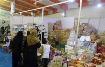 """3 أفرع لمعارض """"أهلا رمضان"""" ببني سويف وتشديد الحملات على الأسواق"""