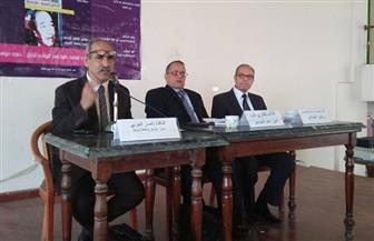 مؤتمر إقليم شرق الدلتا الأدبي بدمياط يرفض نقل سفارة أمريكا إلى القدس   صور