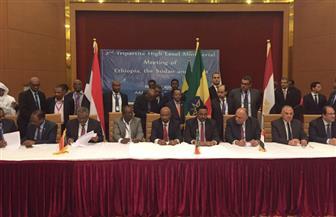 ننشر نص مخرجات الاجتماع التساعي لوزراء الخارجية والري ورؤساء المخابرات بكل من مصر وإثيوبيا والسودان