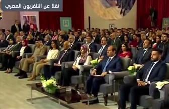 الرئيس السيسي يصل مقر انعقاد المؤتمر الوطني الخامس للشباب بالقاهرة