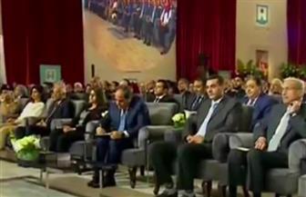 """الرئيس السيسي يشهد جلسة """"هنكمل الحكاية.. رؤية شبابية للدولة المصرية للسنوات الأربع المقبلة"""""""