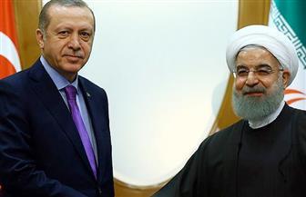 روحاني يندد بسياسات ترامب في اتصال مع أردوغان