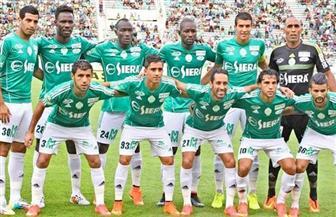 الرجاء البيضاوي يضع قدما في نصف نهائي كأس الاتحاد الإفريقي