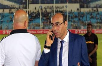 """طارق هاشم: """"المصري"""" كان الأقرب للفوز على """"الهلال"""" ولكن النتيجة جيدة"""