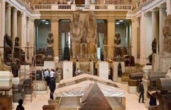 جولة إرشادية لطلاب محافظة قنا بالمتحف المصري بالتحرير