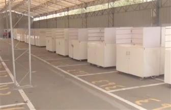 """رئيس حي شبرا: ندرس تطوير سوق """"أحمد حلمي"""" وإنارته بالطاقة الشمسية"""