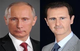 بوتين يلتقي الأسد في سوتشي بروسيا