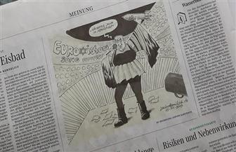 """صحيفة ألمانية تعزل رسام كاريكاتير بسبب """"نتنياهو"""""""