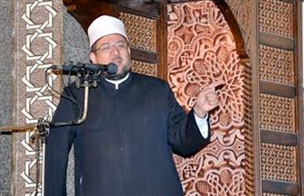 وزير الأوقاف في خطبة الجمعة: الصوم قوة ورمضان شهر عبادة وعمل
