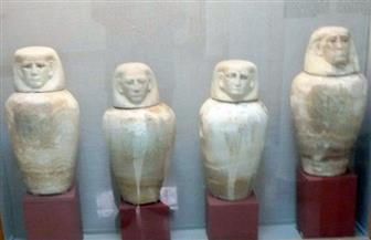 313 قطعة أثرية تروي تاريخ الفيوم بمتحف كوم أوشيم الأثري | صور