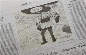 صحيفة ألمانية تنهي التعاون مع رسام كاريكاتير بعد رسم ساخر لنتنياهو