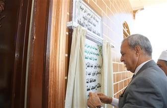 افتتاح مسجد المستشار الشهيد محمد عبد الفتاح بنجع حمادي |صور