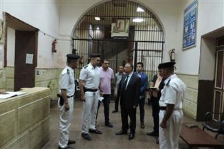 مدير أمن الإسكندرية يتفقد عددا من التمركزات الأمنية بشكل مفاجئ |صور
