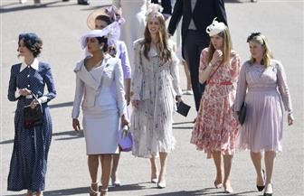 توافد المشاهير لحضور زفاف الأمير هاري وميجان ماركل