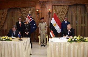 القوات المسلحة توقع بروتوكول تعاون لبدء مشروع فصل المعادن الاقتصادية من الرمال السوداء بمصر