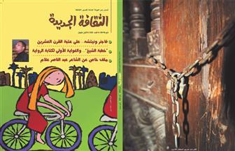 مجلة الثقافة الجديدة تودع عبدالناصر علام فى عدد مايو