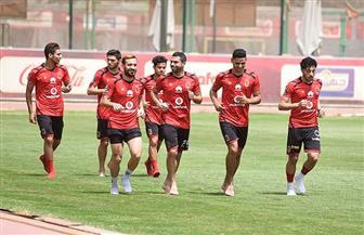 الأهلي يستأنف تدريباته الأربعاء استعدادا لمواجهة الوصل الإماراتي