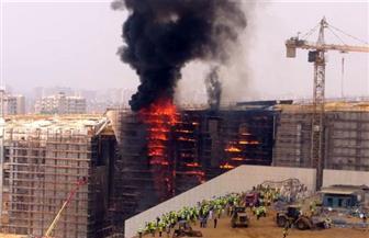 التحقيقات الأولية تتوصل لأسباب اشتعال النار بالمتحف المصرى الكبير