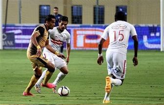 الزمالك يتأهل لقبل نهائى كأس مصر بفوز مثير على الإنتاج الحربى