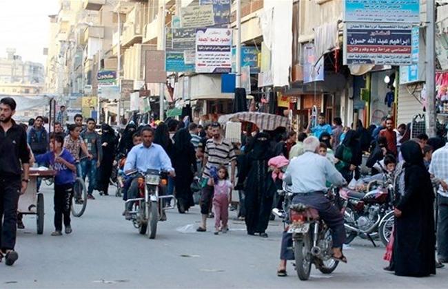 أهالي الرقة ينعمون بالحرية في أول رمضان بعد تنظيم داعش -