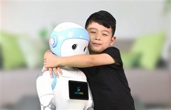 روبوت جديد يصاب بالقشعريرة كوسيلة للتعبير عن المشاعر