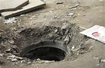 بعد سقوط دابة داخل بالوعة.. الأمن يكشف زيف تصريحات مسئول بشركة مياه الشرب